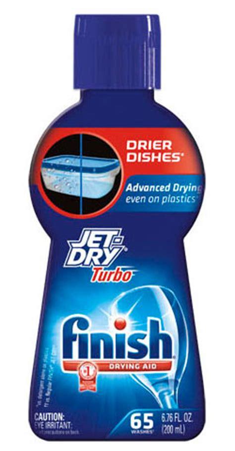 Amazon.com: Finish Jet Dry Turbo Dry Rinse Aid, Dishwasher