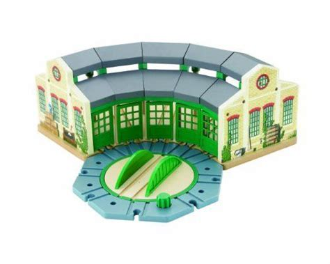 thomas friends wooden railway tidmouth sheds by fisher