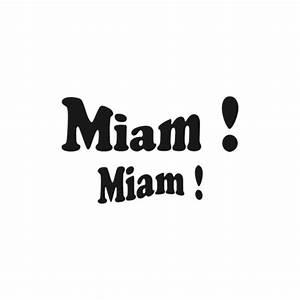 Pochoir Miam! 27,39