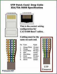 Cat 5 Jack Wiring Diagram