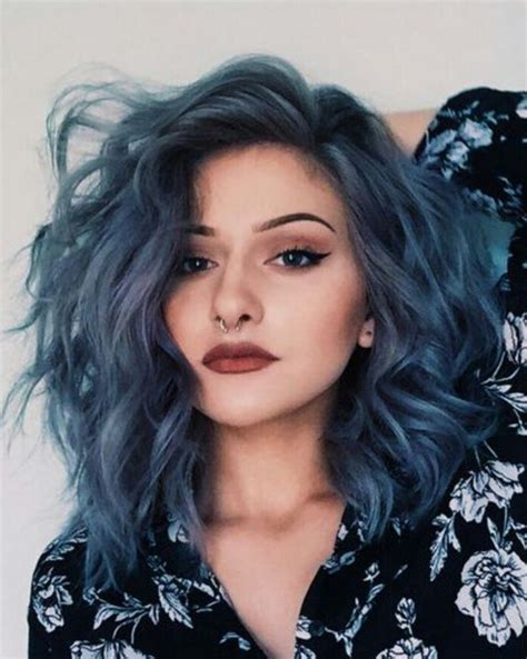 Darker Hair Styles by This Color Is A Darker One Hair Hair