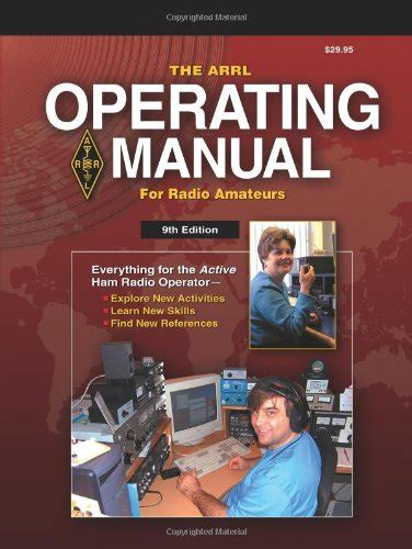 Buy Special Books : The ARRL Operating Manual For Radio