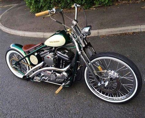 Harley Davidson Custom Bobber Chopper