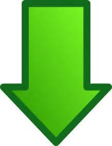 Green Arrow Clip Art
