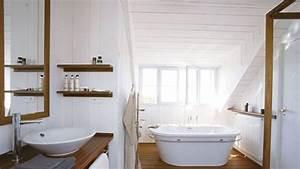 Lame Pvc Salle De Bain : lambris bois pour salle de bain lambris pvc mur salle de ~ Melissatoandfro.com Idées de Décoration