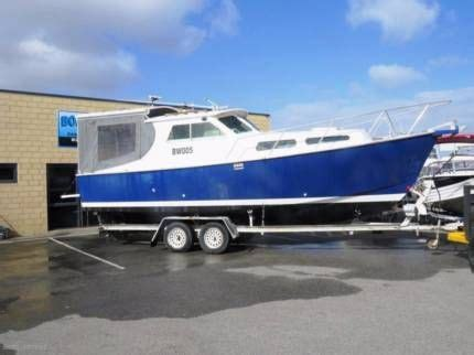 Boats For Sale Perth Wangara by Custom Plate Alloy Cabin Cruiser Great Deck Motorboats