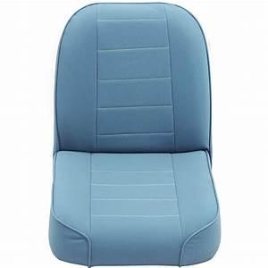 Garage Seat : new garage pro low back bucket seat vinyl blue jeep cj5 72 83 c13400bl ebay ~ Gottalentnigeria.com Avis de Voitures