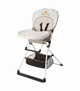 Chaise Haute Bébé Pliante : chaise haute pliante pour b b motif winnie l 39 ourson ~ Farleysfitness.com Idées de Décoration