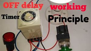 Omron H3cr Off Delay Timer