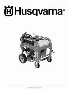 Husqvarna Pw3300