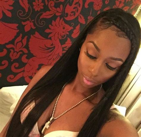 Side Part Sew In   Hair Work 2   Pinterest   Sew ins and Sew