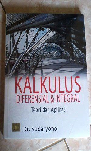 jual beli kalkulus diferensial integral teori dan
