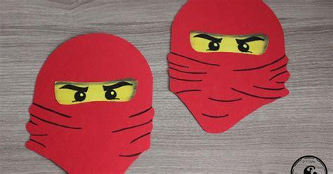 ninja ninjago geburtstag einladung kai plotten