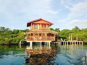 Wasser Entkalken Haus : karibik haus am wasser auf kostenloses foto auf pixabay ~ Lizthompson.info Haus und Dekorationen