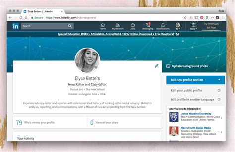 LinkedIn has an all-new look for the first time in years ...