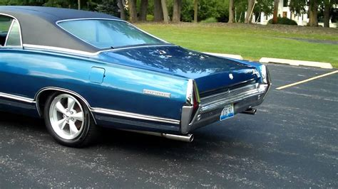 1967 Mercury Marquis 3 - YouTube