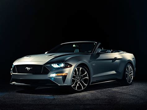 best ford mustang usa new ford mustang convertible debuts with sleeker design