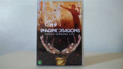 smoke and mirrors mmp dvd imagine dragons smoke mirrors live dvd unboxing