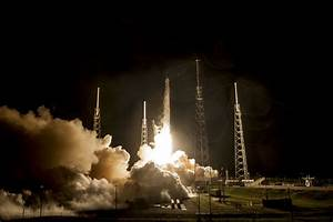 SpaceX is trying yet again to land a rocket on a platform ...