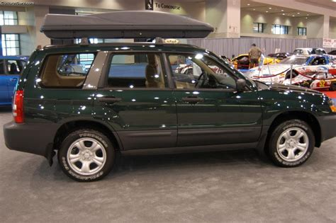 subaru forester history pictures  auction