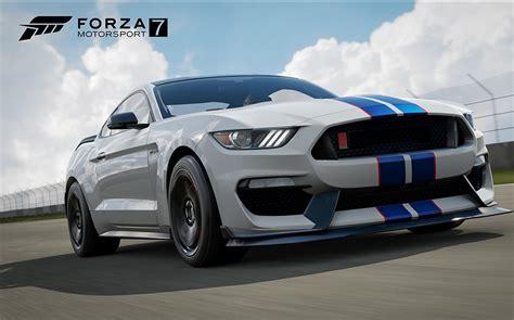 La Liste Définitive Des Véhicules De Forza Motorsport 7