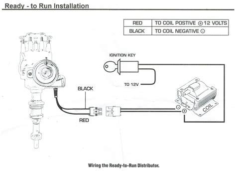 Ready Run Electronic Distributor Chrysler Dodge Mopar