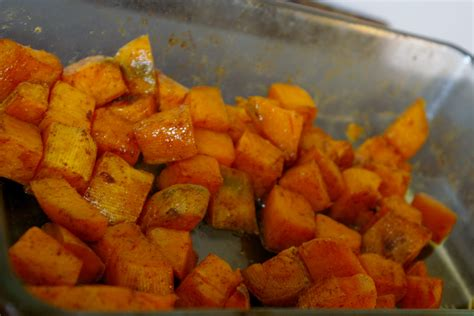comment cuire la patate douce