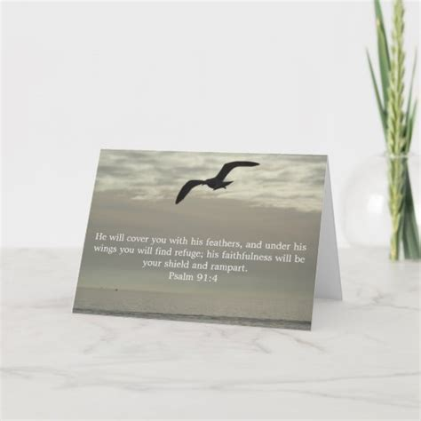 We offer a wonderful selection of encouragement cards with christian themes. Bible Verse Christian Encouragement Card   Zazzle.com