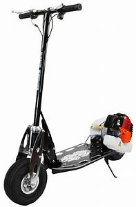 Micro Scooters | 49CC Deluxe Petrol Scooter | Scooter City UK