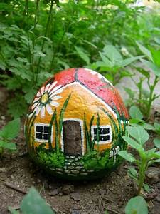 rock-painting-diy-1 Home Design, Garden & Architecture