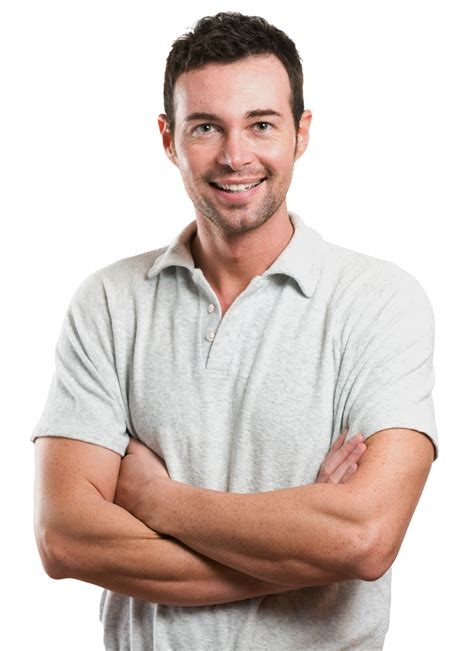 Young Man Thinking Stock Photo  Male Models Picture