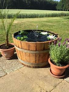 Fass Schmiede Iserlohn : weinfass als miniteich f r den garten little pool for the garden by fass schmiede via dawanda ~ Yasmunasinghe.com Haus und Dekorationen