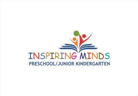preschool logo design for inspiring minds preschool junior 237 | 24391 238889 8301 image