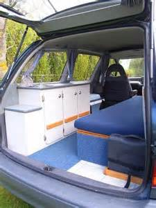 Simple Camper Van Conversion