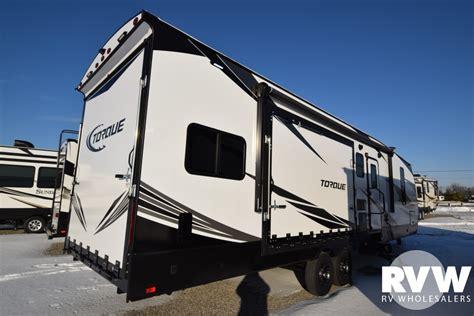 torque xlt  toy hauler travel trailer  heartland rv vin   ohiorvwholesalecom