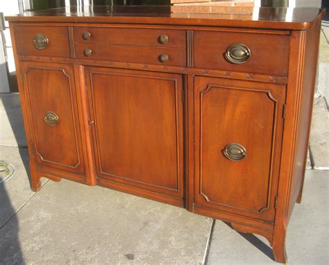 uhuru furniture collectibles sold duncan phyfe buffet