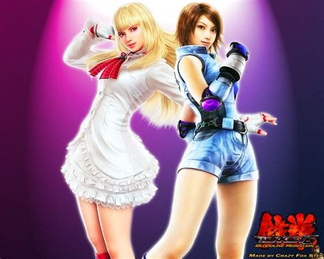 lili and asuka wallpaper by gamecomedyanimation on deviantart