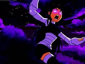 Teen Titans cool Blackfire gif | Teen Titans GO ...