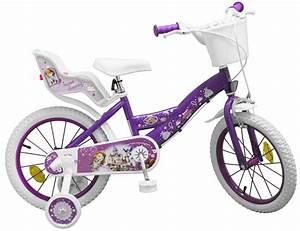 Fahrrad Mädchen 16 Zoll : kinderfahrrad disney prinzessin sofia 16 zoll kinder ~ Jslefanu.com Haus und Dekorationen
