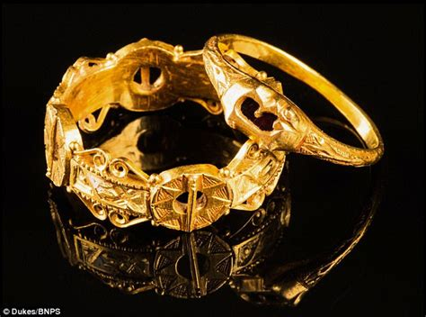 medieval rings expected  sell  auction