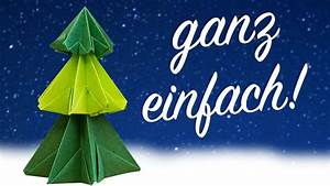 Weihnachtsbäume Aus Papier Basteln : weihnachtsbaum aus papier falten kinderleichte anleitung zum basteln youtube ~ Orissabook.com Haus und Dekorationen