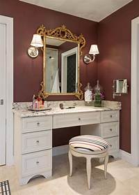 makeup vanity ideas 19 Best Makeup Vanity Ideas and Designs for 2017