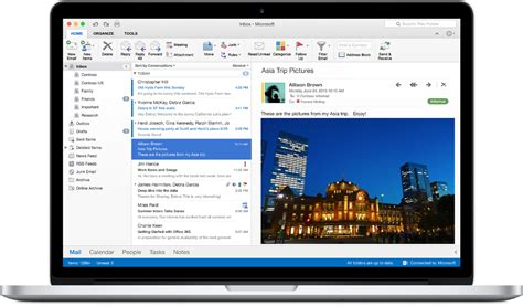 Office 365 Outlook On Mac by Office 2016 For Mac Is Out Now For Office 365 Users Or