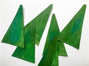 Fabriquer Un Sapin De Noel En Carton : 1001 id es cr atives comment fabriquer un arbre de noel ~ Nature-et-papiers.com Idées de Décoration