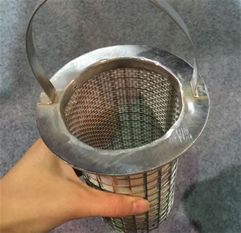 Wire Cloth Strainers for Tea Strainers and Sink Strainers