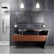 Modern Bathroom Decorating Ideas By Italian Company Componendo Wall Mounted Vanities Contemporary Bathroom Vanities And Sink Consoles The Luxury Look Of High End Bathroom Vanities 60 In Modern Bathroom Double Vanities Cabinet Vessel Sink W Mirror 680