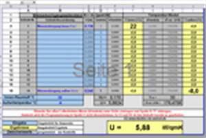 Taupunkt Berechnen Excel : w rmeschutz ~ Themetempest.com Abrechnung
