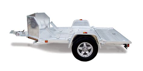Mc2f Folding Motorcycle Trailer  Motorcycle Trailers