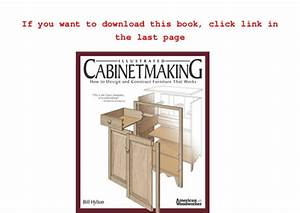 Recommendation  Illustrated Cabinetmaking  How To Design