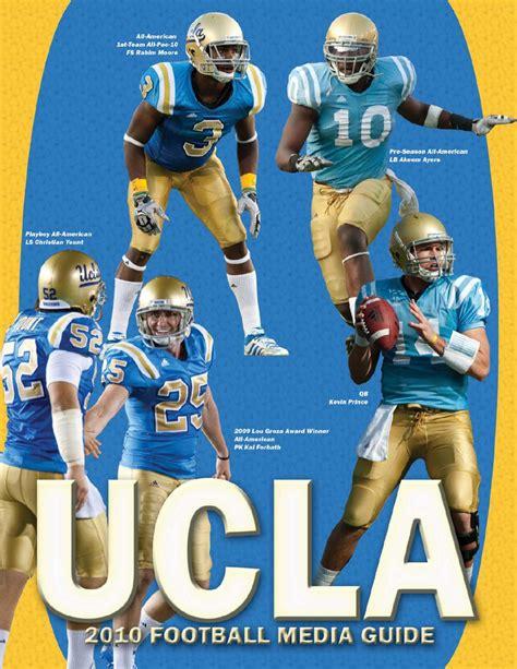 ISSUU - 2010 UCLA Football Media Guide by UCLA Athletics